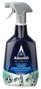 Упаковка потужного засобу для видалення вапняного нальоту Astonish 750 мл х 12 шт. (55060060211211)