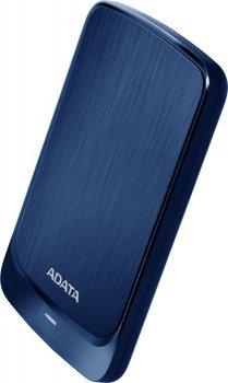 Жорсткий диск ADATA HV320 2TB AHV320-2TU31-CBL 2.5 USB 3.1 External Blue