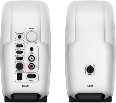 IK Multimedia iLoud Micro Monitor White Special Edition