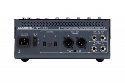 Пульт мікшерний 8-канальний Mackie ONYX 820I