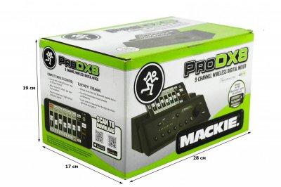 Цифровий 8-ми канальний мікшер Mackie PRODX8