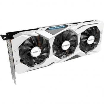 Відеокарта GIGABYTE GeForce RTX2060 SUPER 8192Mb GAMING OC WHITE (GV-N206SGAMINGOC WHITE-8GC)