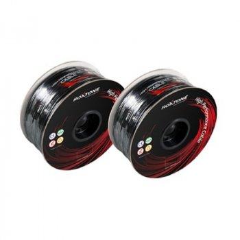 Спикерный Hi-Fi кабель Roxtone SC002B, 2x1.56, 100 м