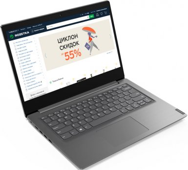 Ноутбук Lenovo V14-IIL (82C400XGRA) Iron Grey