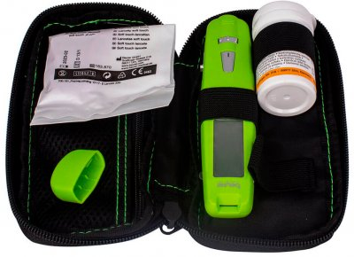 Глюкометр Beurer BR-GL 50 mmol/l fresh green