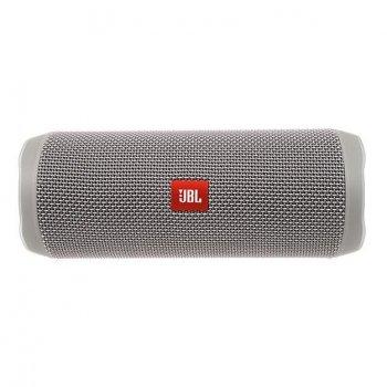 JBL Flip 4 Waterproof Portable Bluetooth Speaker Gray Grade A1 Refurbished