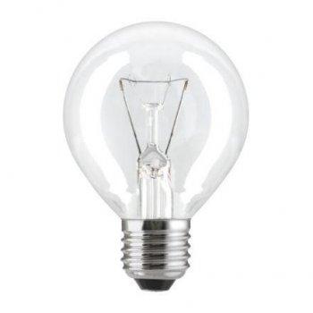 Лампа розжарювання шар 60D1/CL/230V E27 прозора GE Угорщина
