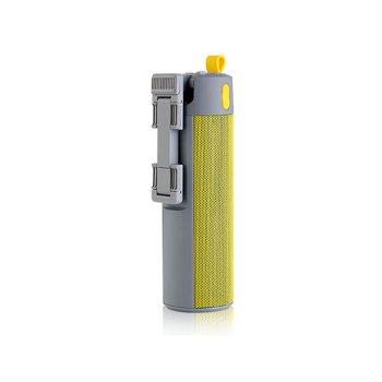 Bluetooth колонки Semetor Selfie Stick Multifunctional Music Player S-611 Yellow
