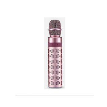 Bluetooth-колонки Semetor Karaoke Wireless Stereo System S 602 Pink