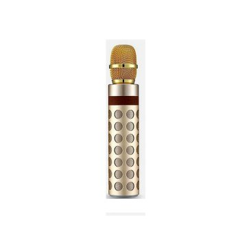 Bluetooth-колонки Semetor Karaoke Wireless Stereo System S 602 Gold