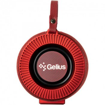 Портативна Bluetooth колонка Speaker Gelius Pro Outlet GP-BS530 Red
