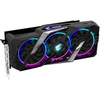 Відеокарта GIGABYTE GeForce RTX2060 SUPER 8192Mb AORUS (GV-N206SAORUS-8GC)