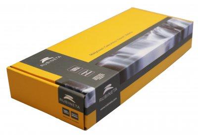 Смеситель для раковины RUBINETA Etna-18 BK ET80068 черный