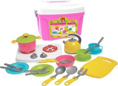 Игровой набор ТехноК Кухонный набор 8 (2407) (4823037602407)