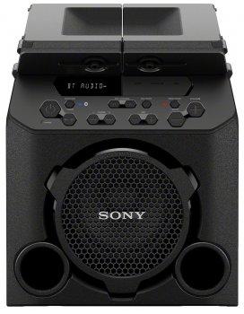 Аудіосистема Sony GTK-PG10
