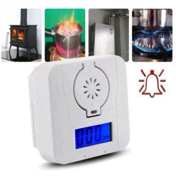 Датчик чадного газу побутовий - сигналізатор чадного газу CO Fuers JK501 (100514)