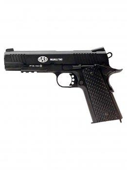 Пістолет пневматичний SAS M1911 Tactical
