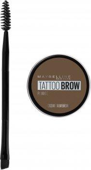 Помадка для брів Maybelline New York Tatto Brow відтінок 003 Світло-коричневий 2 г (3600531516734)