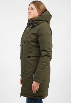 Куртка Sofia темно-зеленый