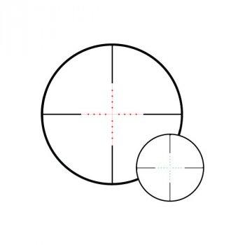Приціл Hawke Vantage IR 4-12x50 AO (Mil Dot R/G) (F00211662)