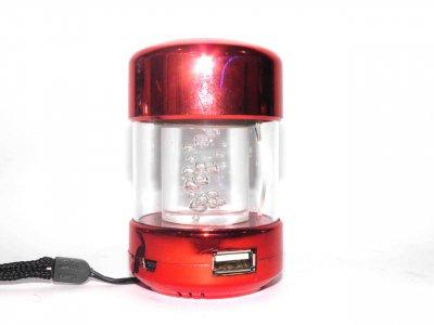 Портативна колонка Toly TO-775 Red