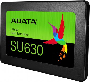 "ADATA Ultimate SU630 240GB 2.5"" SATA III 3D NAND QLC (ASU630SS-240GQ-R)"