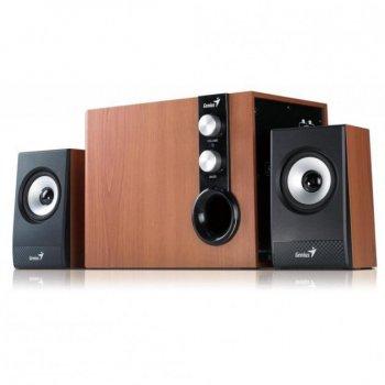 Акустична система 2.1 Genius SP-HF1250B II Wood (31730012400)