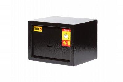 Мебельный сейф GUTE ЯМХ 15К Черный (07022)