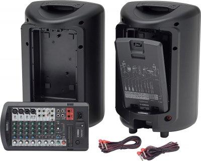 Комплект Yamaha Stagepas 600BT