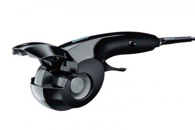 Плойка GA.MA WONDER CURL, черная, GC0101, автоматическая, для создания локонов