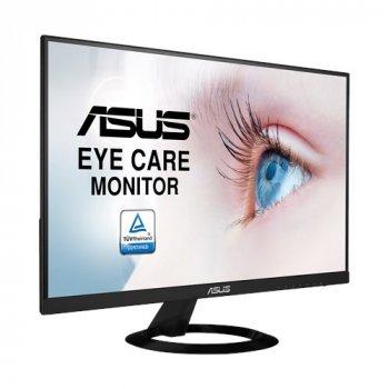Монітор Asus 23 VZ239HE IPS Black; 1920x1080, 5 мс, 250 кд/м2, HDMI, D-Sub