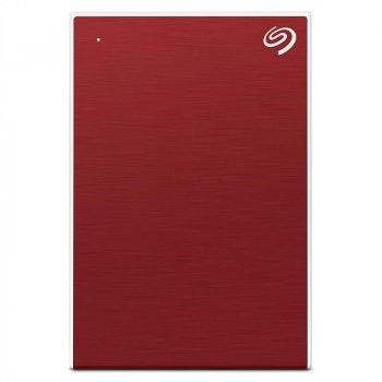 Накопичувач зовнішній HDD 2.5 USB 5.0 TB Seagate Backup Plus Portable Red (STHP5000403)