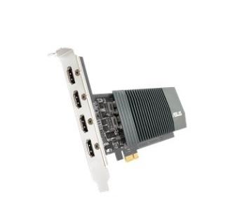 Видеокарта GF GT 710 2GB GDDR5 Asus (GT710-4H-SL-2GD5)