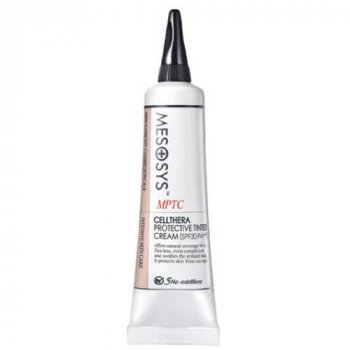Защитный тонирующий крем MESOSYS Cellthera Protective Tinted Cream SPF 30, 35 г