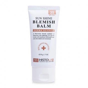 Тональный крем Histolab Sun shine SPF 35+ blemish balm, 50 мл