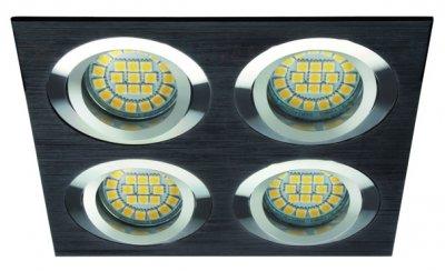 Світильник точковий Kanlux Seidy CT-DTL450-B (KA-18287)