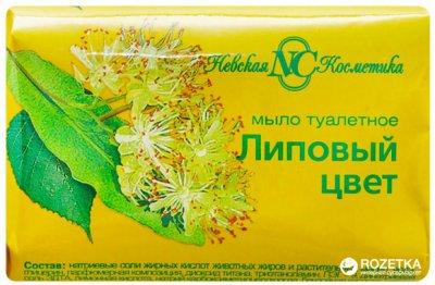 Упаковка мыла Невская Косметика Липовый цвет 90 г х 72 шт (14600697101818)