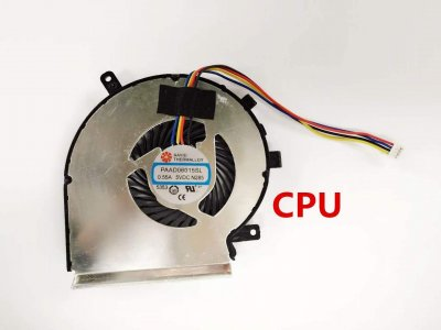 Система охолодження MSI Laptop CPU Cooling fan (PAAD06015SL) Refurbished