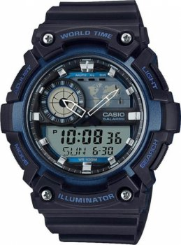 Чоловічі годинники Casio AEQ-200W-2AVEF