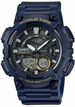 Чоловічі годинники Casio AEQ-110W-2AVEF