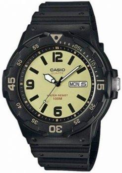 Чоловічі годинники Casio MRW-200H-5BVEF