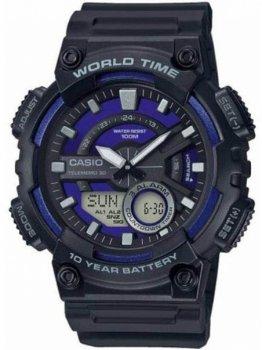 Чоловічі годинники Casio AEQ-110W-2A2VEF