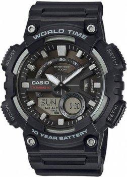 Чоловічі годинники Casio AEQ-110W-1AVEF