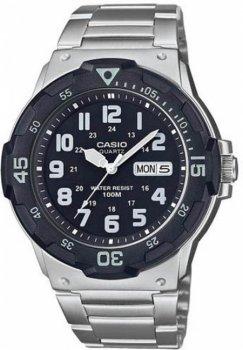 Чоловічі годинники Casio MRW-200HD-1BVEF