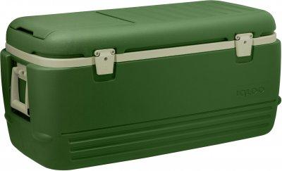 Изотермический контейнер Igloo Sportsman 100 95 л Зеленый (0342234987956)