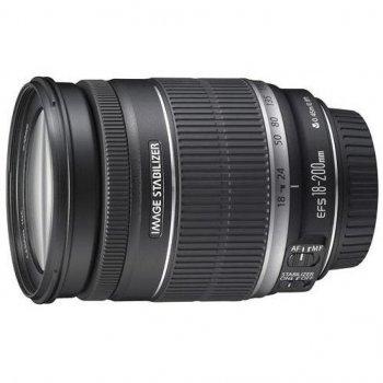Об'єктив EF-S 18-200mm f/3.5-5 IS Canon (2752B005)