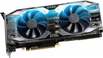 EVGA PCI-Ex GeForce RTX 2080 Super XC Ultra Gaming 8GB GDDR6 (256bit) (1845/15500) (USB Type-C, HDMI, 3 x DisplayPort) (08G-P4-3183-KR)