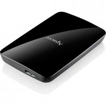 """Жесткий диск внешний Apacer USB 3.2 Gen1 AC233 3TB 2,5"""" Черный (AP3TBAC233B-S)"""