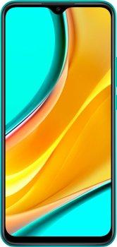 Мобільний телефон Xiaomi Redmi 9 4/64GB Ocean Green (657897)