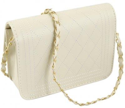 Женская сумка Traum 7206-11 Слоновая кость (4820007206115)